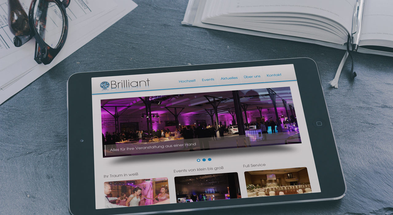 Event DJ Homepage | Brilliant Event