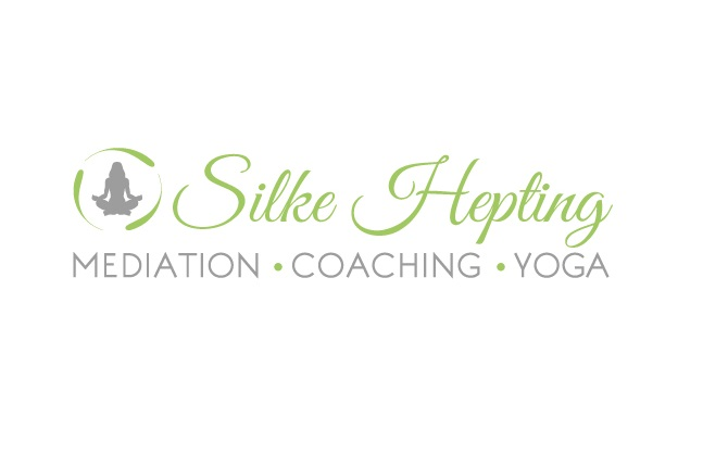 Logo Design Business Yoga Mediation Coaching